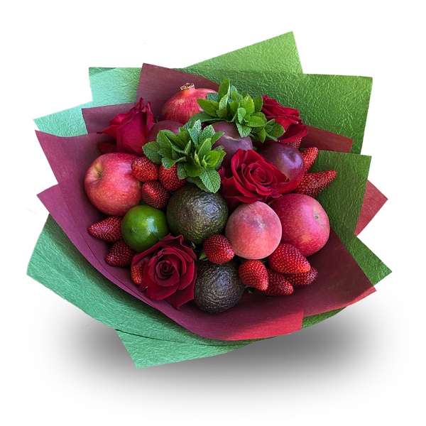 Lust Veggies & Fruit Bouquet