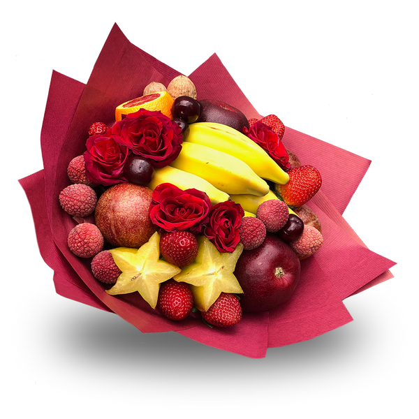 Tropical Fruit Bouquet