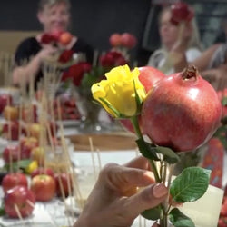LUNCH BUNCH EDIBLE BOUQUETS WORKSHOP - 1 AUG