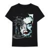 Mixed Up RS Painting Black Tee