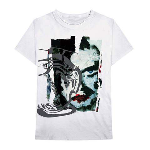 Mixed Up RS Painting White Tee