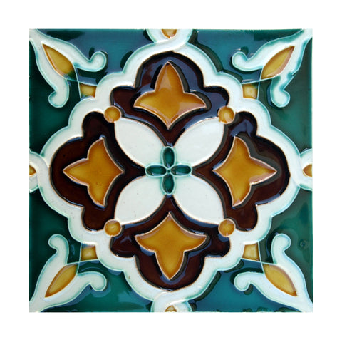 Handmade Hispano Arabic Replica Tiles 1