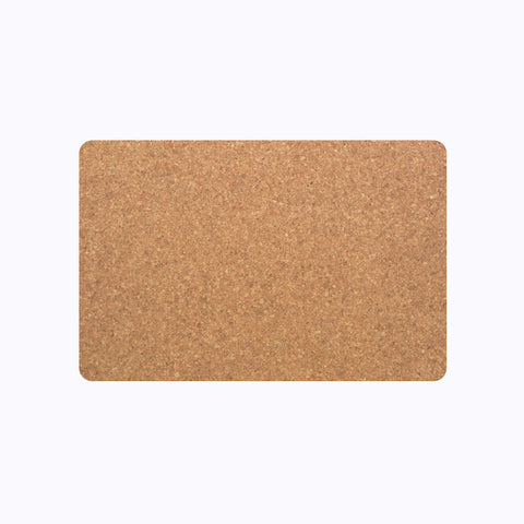 Cork Sauna Mat 450x300x12mm