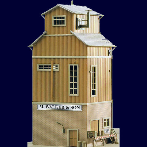 Model Power HO M. Walker & Son Sand & Gravel Grading Tower Kit