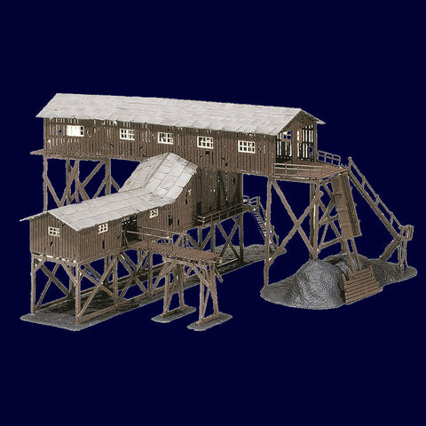 Model Power HO Old Coal Mine Kit
