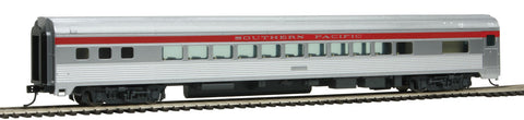 Walthers Mainline HO 85' Budd Small-Window Coach - Ready to Run - Southern Pacific (Silver, Red)
