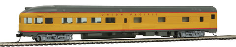 Walthers Mainline HO 85' Budd Observation - Ready To Run - Union Pacific (Armour Yellow, Gray)