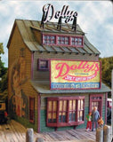 Bar Mills HO Dolly's Confectionery Laser-Cut Wood Kit