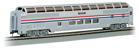 Bachmann HO 85' Budd Full Dome/Lighted, Amtrak/Phase II