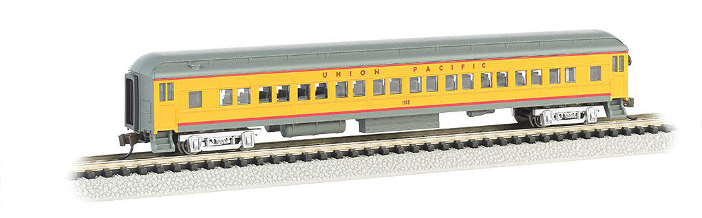 Bachmann N 72' Heavyweight Coach w/Lighting, Union Pacific®