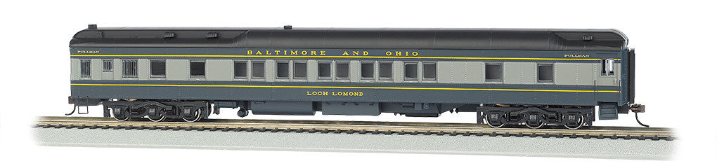 Bachmann HO Heavyweight 80' Pullman Car, Baltimore & Ohio®