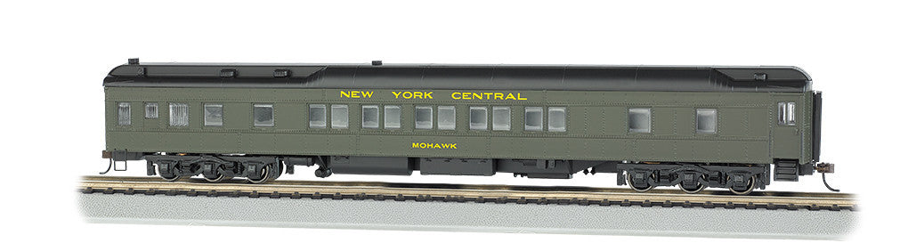 Bachmann HO 80' Heavyweight Pullman Car, NYC®