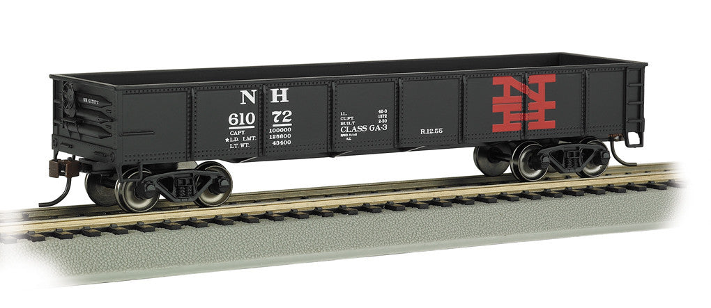 Bachmann HO 40' Gondola, New Haven