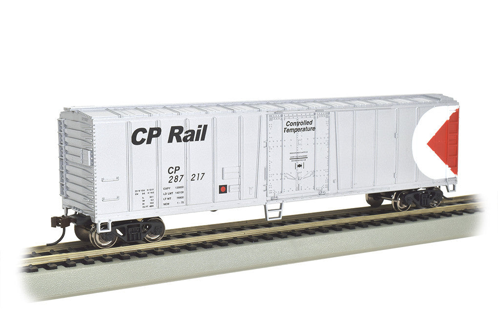 Bachmann HO 50' Steel Reefer, Canadian Pacific