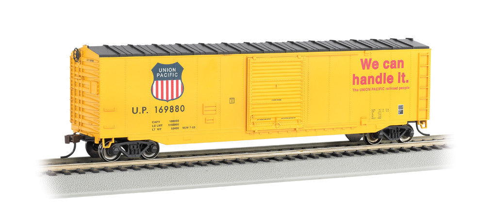 Bachmann HO 50' Sliding Door Box Car, Union Pacific®