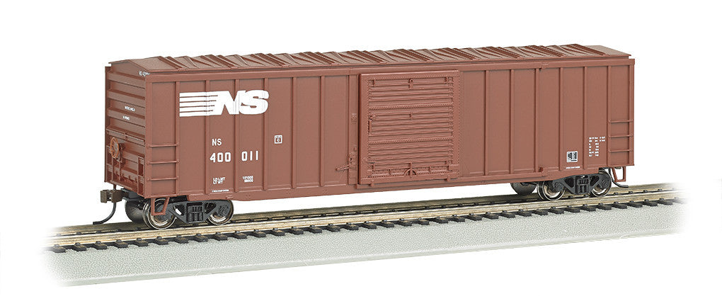 "Bachmann HO ACF 50' 6"" Sliding Door Box, Norfolk Southern"
