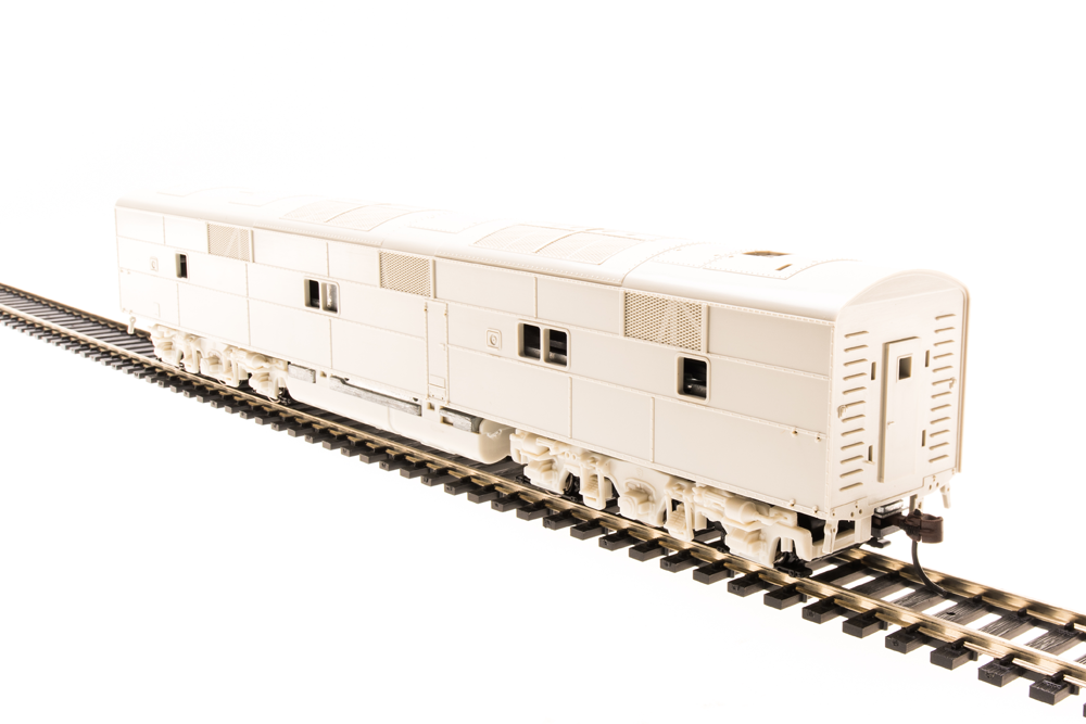 BROADWAY LIMITED IMPORTS HO EMD E7B UNDECORATED W/SOUND