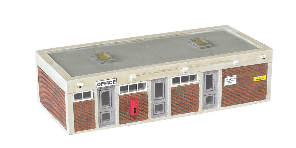 Bachmann HO Site Office - Assembled