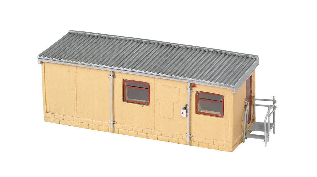 Bachmann HO Portable Office - Assembled
