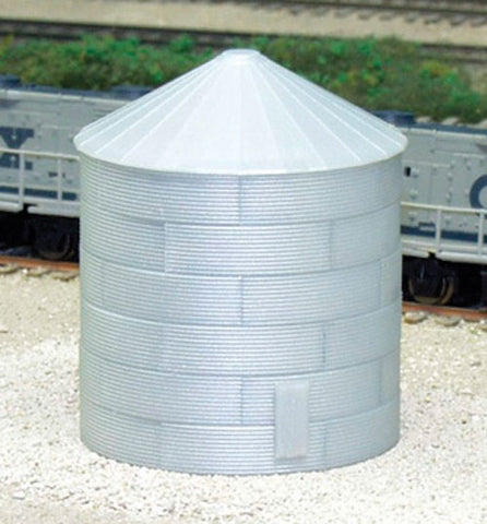 Rix Products N 30' Tall Corrugated Grain Bin Kit