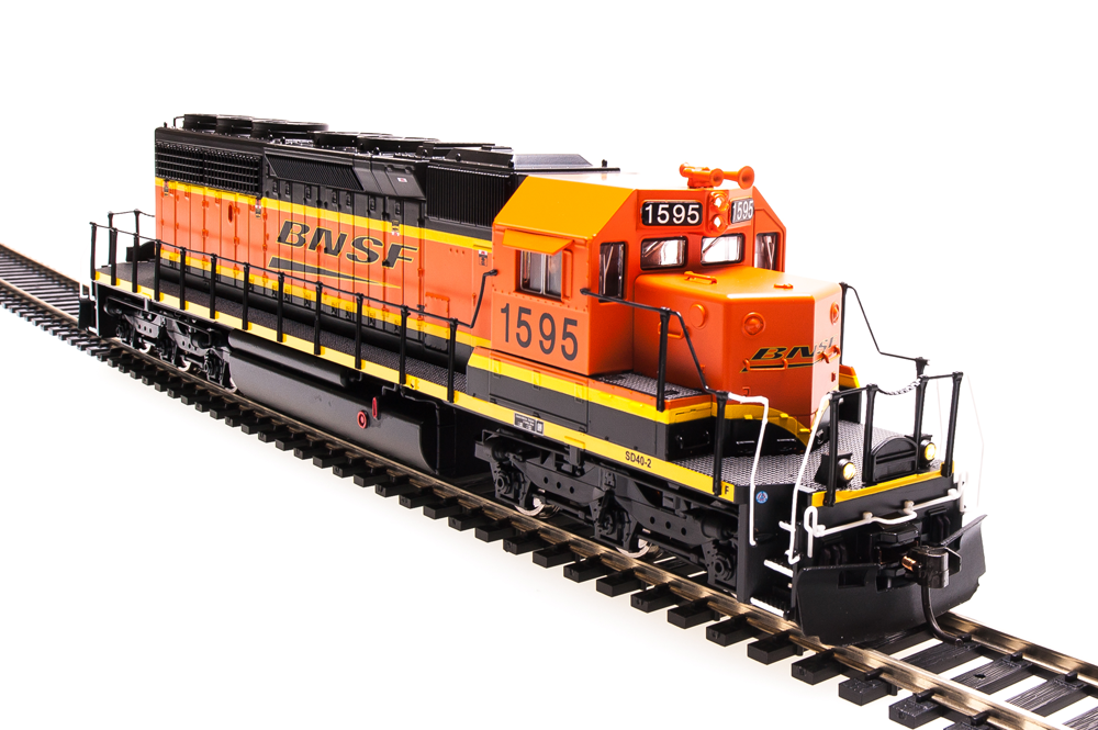 BROADWAY LIMITED IMPORTS HO EMD SD40-2 BNSF 1734 W/SOUND
