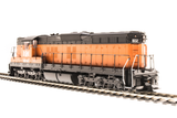 BROADWAY LIMITED IMPORTS HO EMD SD7 B&LE 802 W/SOUND