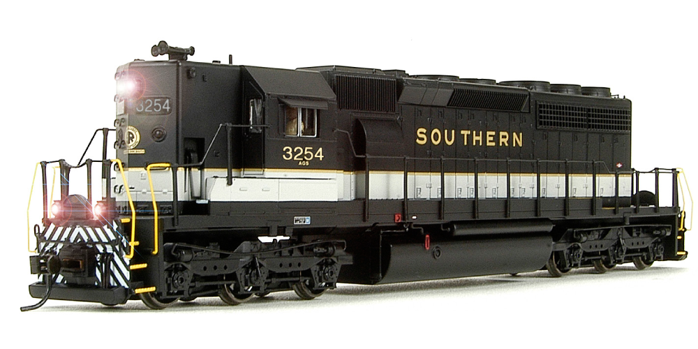 BROADWAY LIMITED IMPORTS HO EMD SD40-2 SOUTH 3273 W/SOUND