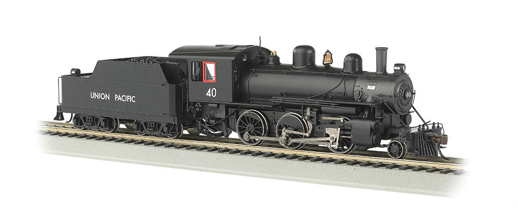 Bachmann HO Alco 2-6-0, Union Pacific® #40