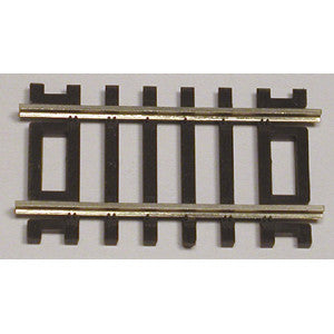 "Atlas HO Code 83 Snap Track - Straight Sections -- 2""  5.1cm pkg(4)"