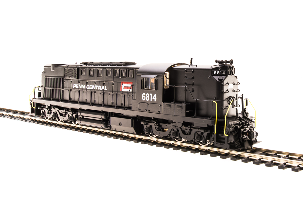 BROADWAY LIMITED IMPORTS HO ALCO RSD-15 PC 6814