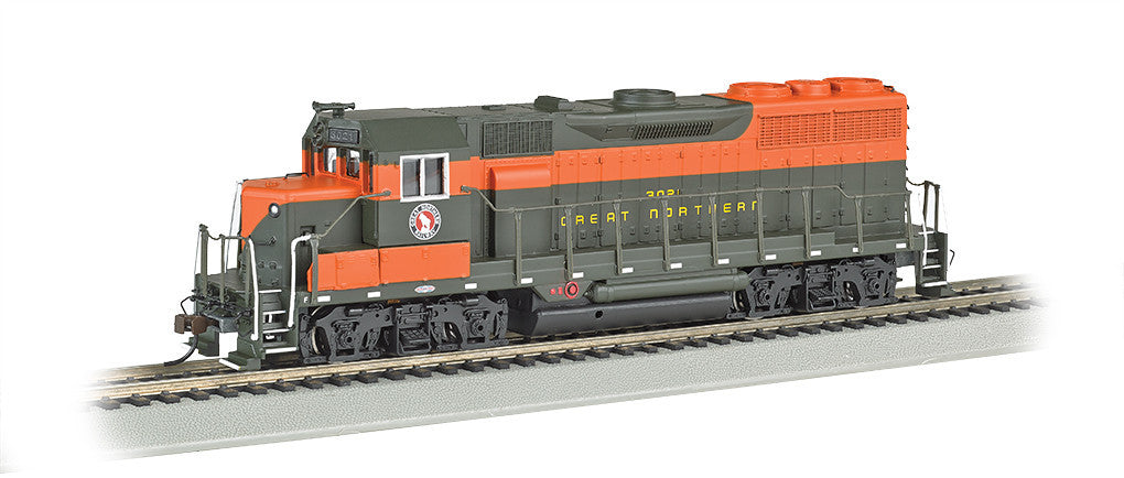 Bachmann HO GP35 E-Z App™ Train Control Great Northern #3021