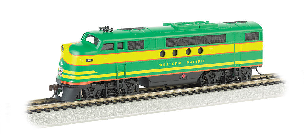 Bachmann HO E-Z App™ Train Control FT A-Unit Western Pacific #901