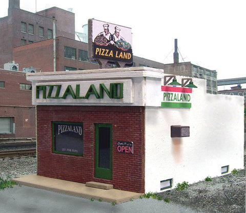 Blair Line O Pizzaland Kit