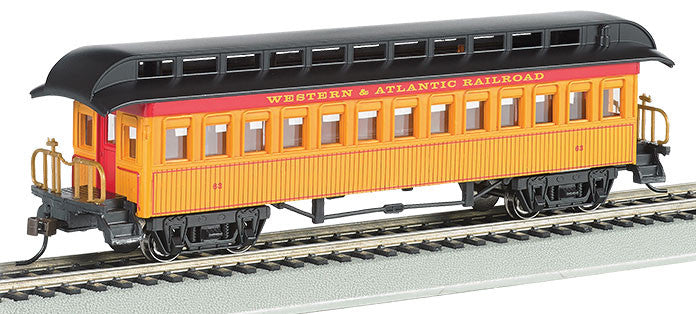 Bachmann HO Old Time Coach, Western & Atlantic