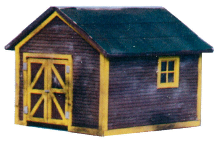 Blair Line N Section Toolhouse Kit