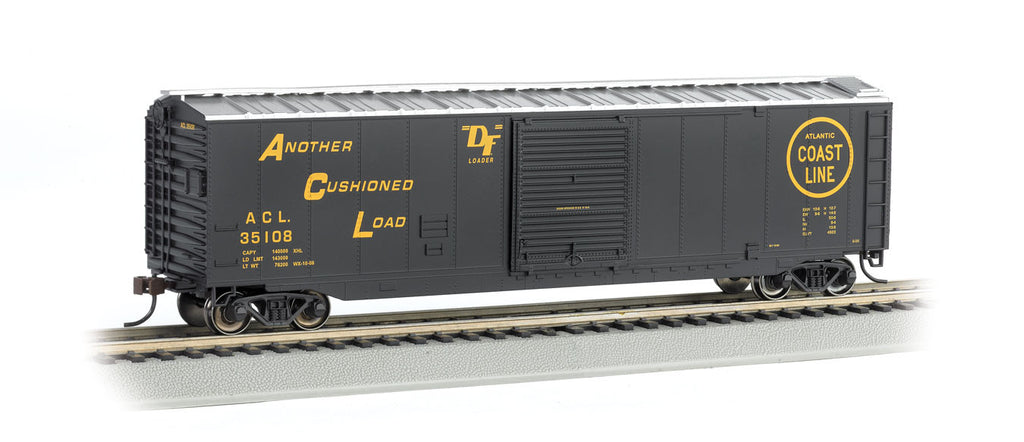 Bachmann N 50' Sliding Door Box, Atlantic Coast Line