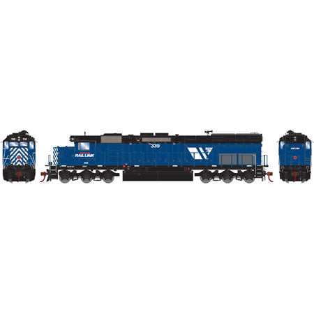 Athearn Genesis HO RTR SD45T-2, SRY #339