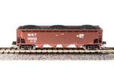 BROADWAY LIMITED IMPORTS N ARA 70t 4bay HOPPER MKT 6 PACK A