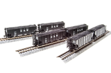 BROADWAY LIMITED IMPORTS N H2a HOPPER PRR 6 PACK A