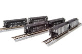 BROADWAY LIMITED IMPORTS N H2a HOPPER PRR 6 PACK B