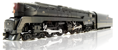 Broadway Limited Imports N T1 4-4-4-4 Duplex w/Sound & DCC - Paragon3 - Pennsylvania Railroad #5506