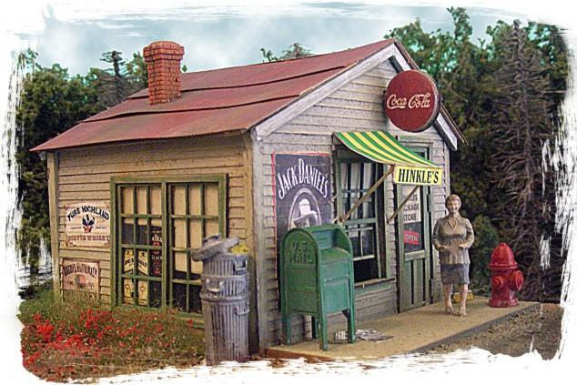 Bar Mills O Hinkle's Package Store Kit