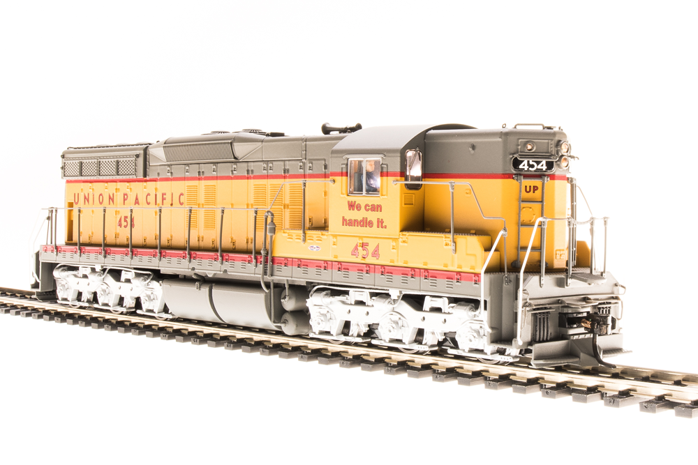 BROADWAY LIMITED IMPORTS HO EMD SD7 UP 454 W/SOUND