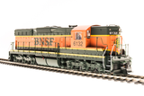 BROADWAY LIMITED IMPORTS HO EMD SD9 BNSF 6108 W/SOUND