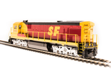 BROADWAY LIMITED IMPORTS HO GE C30-7 ATSF 8079 W/SOUND
