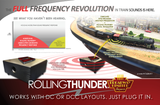 Broadway Limited Complete Rolling Thunder Receiver & Subwoofer Sound System - Paragon3