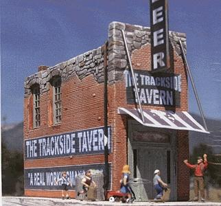 Downtown Deco HO The Trackside Tavern Kit