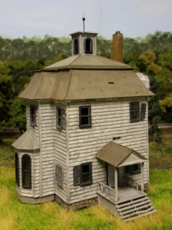 Alexander Scale Haunted House Kit