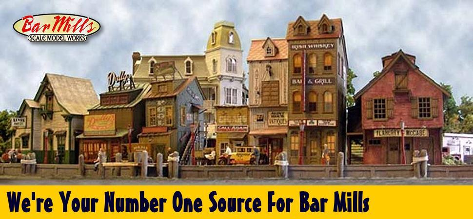 We're Your Number Once Source For Bar Mills