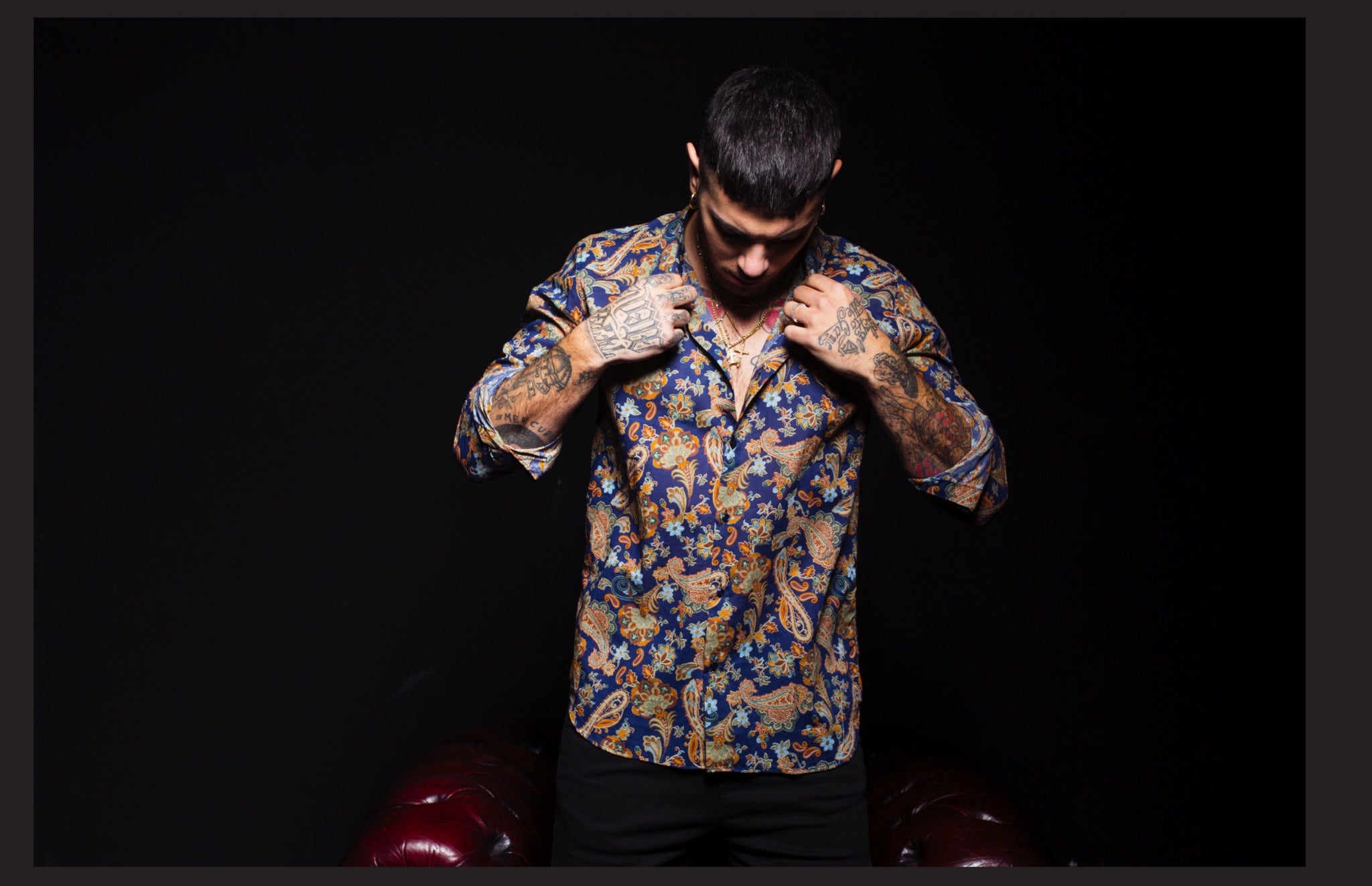 Family First Milano x Emis Killa - Spring Summer 2018